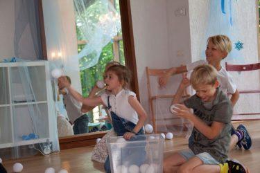 vaikų šventė kad būtų įdomu