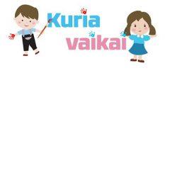 kuria vaikai logo