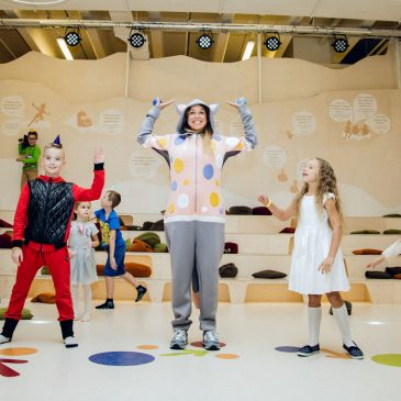 curiocity pristato 22 gimtadienio programas vaikams