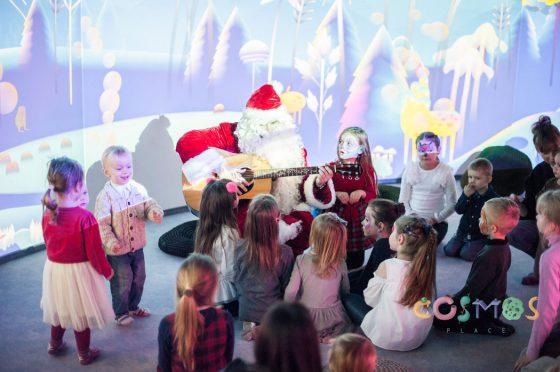 kalėdiniai renginiai vaikams