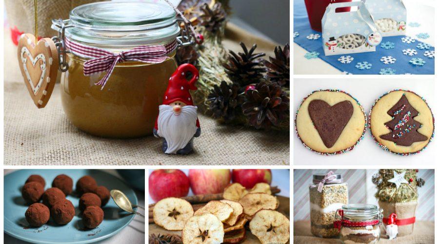 7 idėjos paskutinės minutės valgomoms kalėdinėms dovanoms