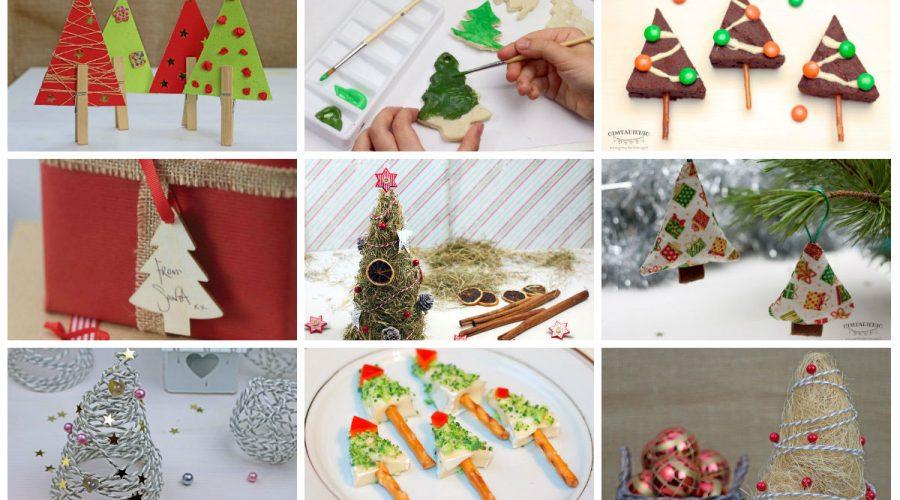 kalėdų eglutė kitaip 15 idėjų kūrybai su vaikais