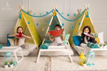 vaikų vakarėlis namuose pramogos