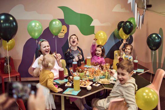 vaiko gimtadienis šiaurės miestelis