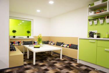 žaidimų kambarys vaiko gimtadieniui