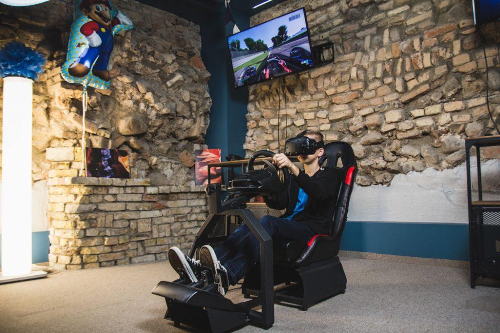 virtualios realybės gimtadienis kur geriausia švęsti