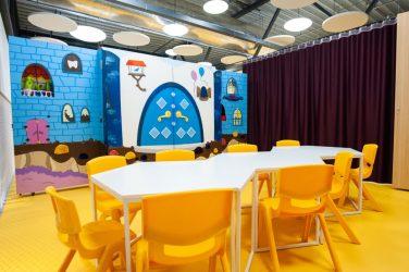 kakės makės žaidimų kambarys vilnius