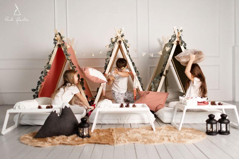 vaikų vakarėlis namuose idėjos