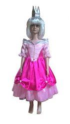 princesės kostiumas mergaitei nuoma
