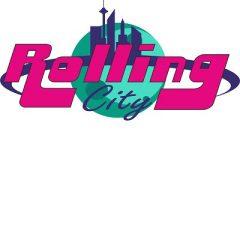 rolling city logotipas
