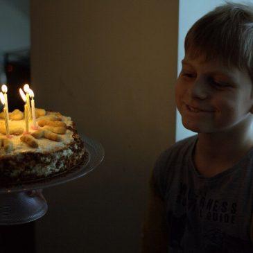 Lobio paieškos - žaidimas vaiko gimtadieniui