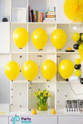 vaiko gimtadienis stilingos dekoracijos