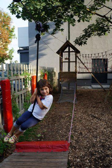 vaikų miniparkas žvėrynas
