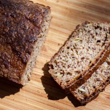 Duona su raugu