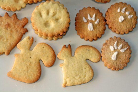 Žvėrelių sausainiai