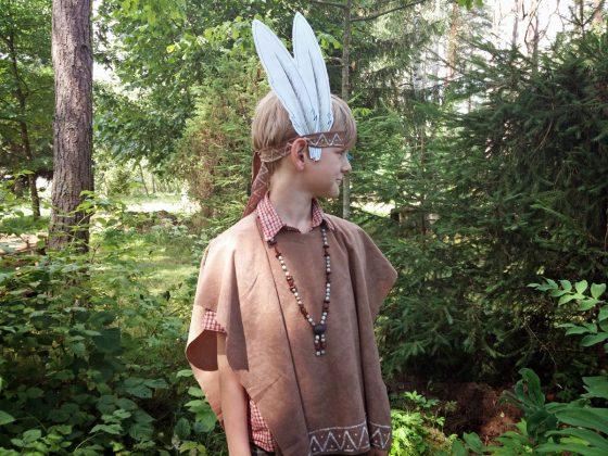 indėno apranga kaip pasidaryti
