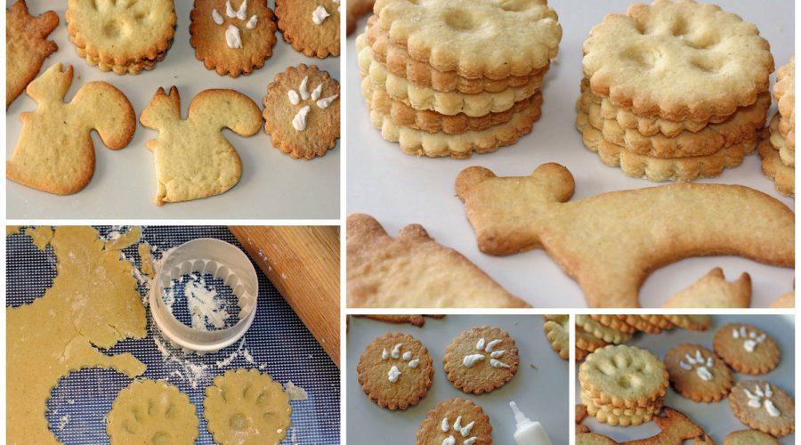 Gimtadienio mugė cukriniai žvėrelių sausainiai vaikams