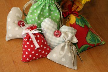 žolelių maišelis