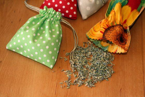 Žolynų maišeliai