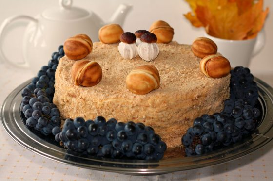 idėjos rudens gimtadieniui