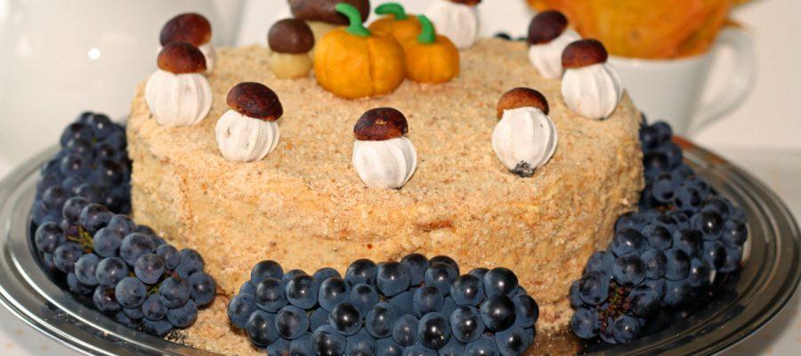 tortas rudens gimtadieniui