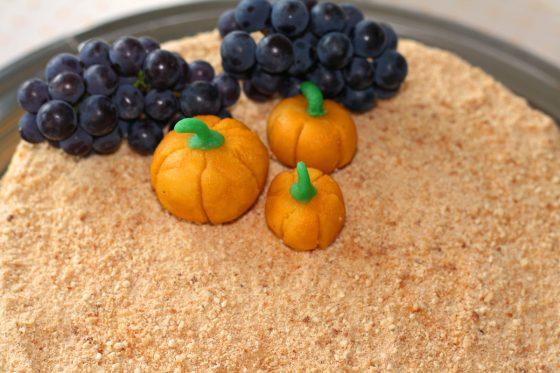 rudeninis tortas idėjos