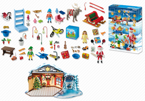 playmobil kalendorius