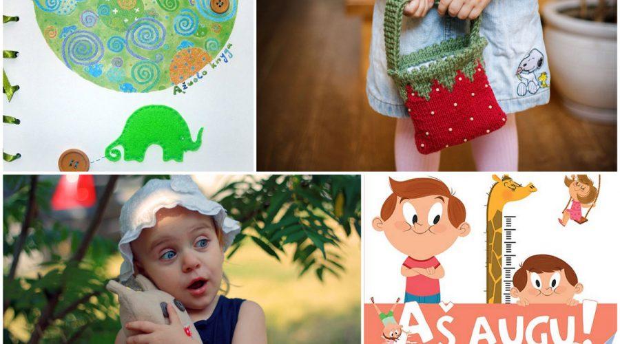 dovanų kūdikiams idėjos