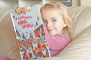 knygos vaikams dovanoja sparnus