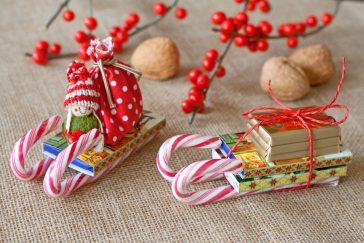 saldainių rogės