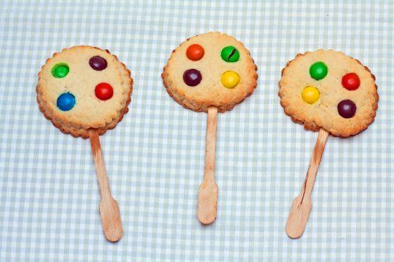 gimtadienio skaičiai sausainiai gimtadienio mugė