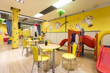 vaikų kambarys madoj