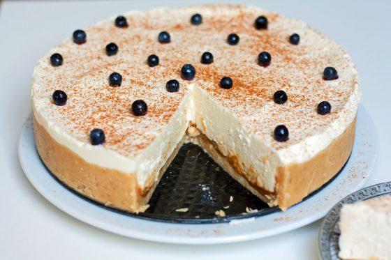 skaniausias sūrio pyragas vaikams gimtadienio mugė