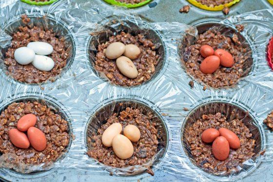 veikas saldumynas vaikams granolos batonėliai