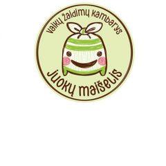juokų maišelis logotipas