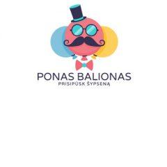 ponas balionas logo