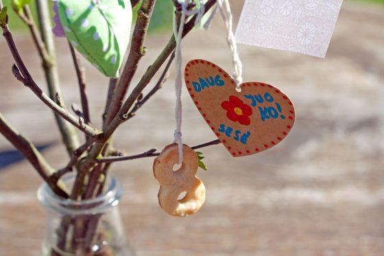vaiko gimtadienio dekoracijos