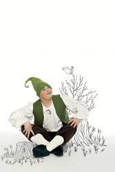 personažas Elfas