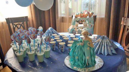 Teminis gimtadienis Ledo šalis