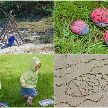 ką vaikams veikti vasarą