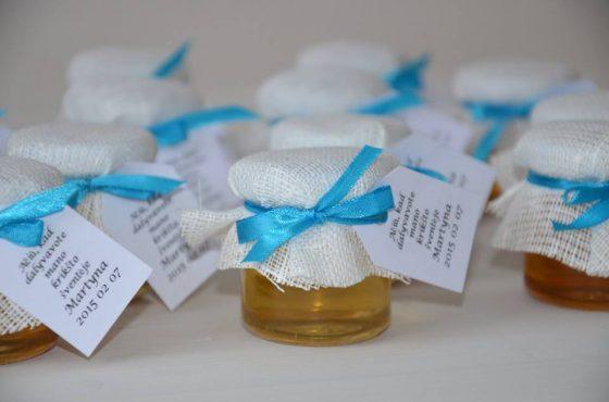 krikštynų medus
