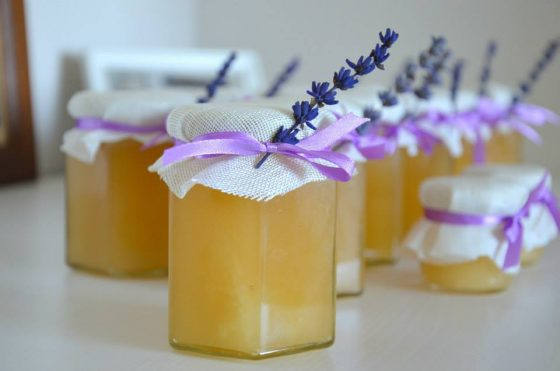 medus krikštynoms