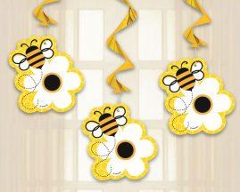 kabančios dekoracijos bitutė