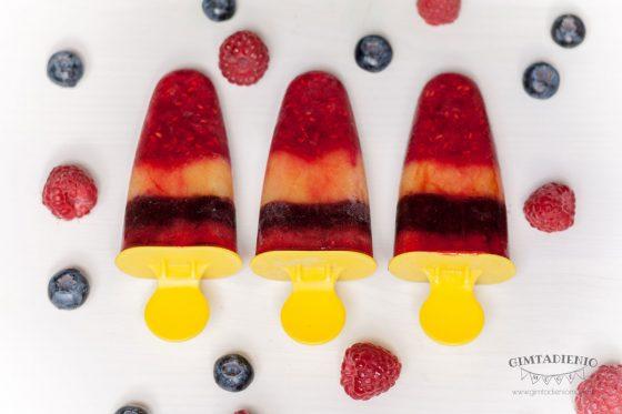 naminiai ledai iš vaisių ir uogų