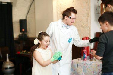 kur švęsti mokslininko gimtadienį vaikams vilnius