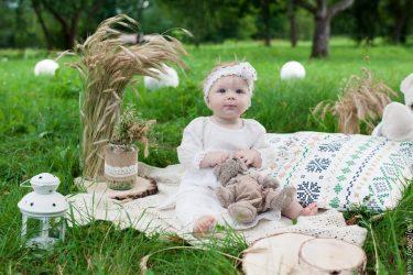 kūdikių fotosesija