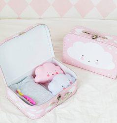 lagaminas mergaitei