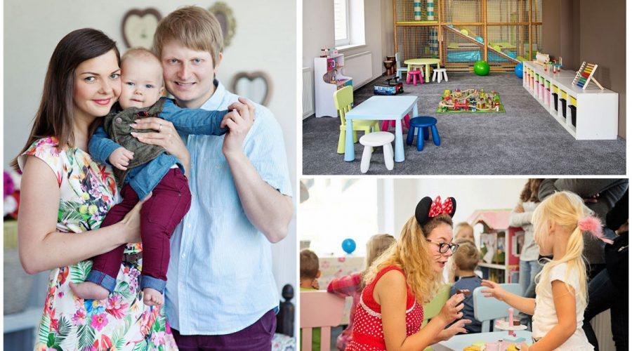 linksmadieniai vaikų išsvajoti personažai ir kiti smagūs dalykai mažylio studijoje