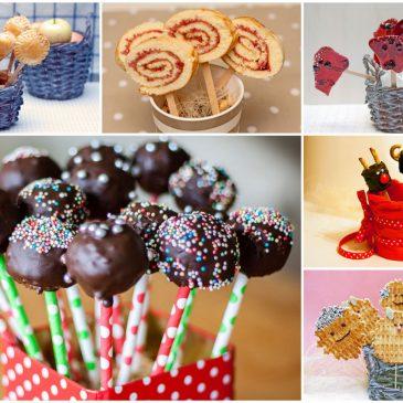 saldumynai ant pagaliuko nepamainoma vaikų gimtadienių kompanija