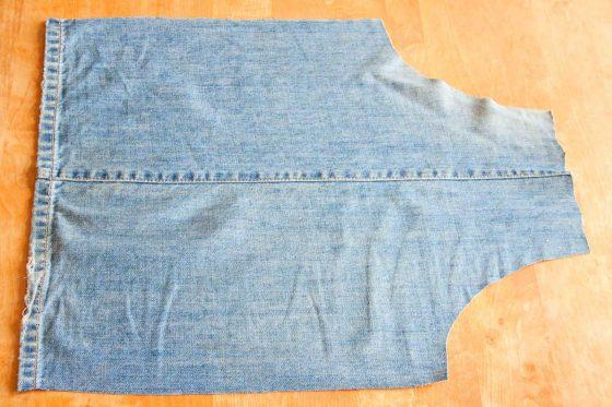 senų rūbų persiuvimas